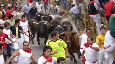 Movie Characters Happen To Pass Through Pamplona On The One Week Bulls Run | Full report at theonion.com