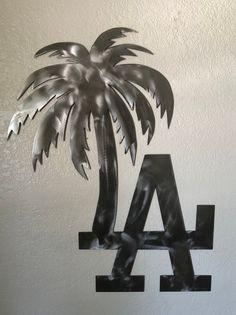 Palm Tree Tattoo Ankle, Tree Tattoo Men, Tree Tattoo Designs, Los Angeles Logo, Los Angeles Wallpaper, California Wallpaper, La Tattoo, Chicano Lettering, California Palm Trees