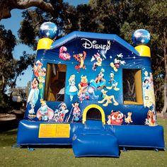 Disney Bouncy Castles  #bouncy #disney #castles #inflatables #toys #kids