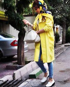 Street style # stylish # iranian style