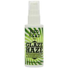TIGI Bed Head Glaze Haze Smoothing Hair Serum - 2.03 oz
