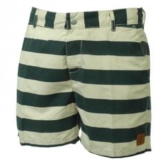 Obey Clothing Mens Short Salty Dog Street Trunk Navy
