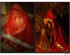 indian bride in ghunghat