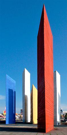 「Satellite Towers by Luis Barragan」的圖片搜尋結果 Tadao Ando, Portfolio Architect, Architect Design, Genius Loci, Lebbeus Woods, Zaha Hadid Architects, John Pawson, Carlo Scarpa, Steven Holl