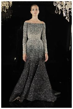 ELIE SAAB Haute Couture Fall Winter 2014-15 - Studio