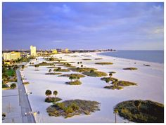 """pinner says: """"Seriously one of the nicest places to visit! Can't wait to go back :) Treasure Island, Florida"""" Places In Florida, Florida Vacation, Florida Travel, Florida Beaches, Vacation Spots, Vacation Days, The Places Youll Go, Cool Places To Visit, Places To Travel"""