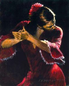 Fabian Perez Study for Flamenco painting is available for sale; this Fabian Perez Study for Flamenco art Painting is at a discount of off. Fabian Perez, Spanish Dancer, Spanish Art, Arte Pop, Tango, Art Espagnole, Local Art Galleries, Dance Paintings, Modern Pop Art
