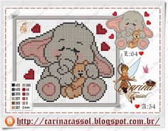 Thrilling Designing Your Own Cross Stitch Embroidery Patterns Ideas. Exhilarating Designing Your Own Cross Stitch Embroidery Patterns Ideas. Cross Stitch For Kids, Cross Stitch Boards, Mini Cross Stitch, Learn Embroidery, Cross Stitch Embroidery, Embroidery Patterns, Cross Stitch Patterns, Elephant Cross Stitch, Cross Stitch Animals