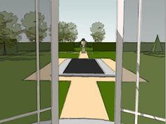 Designs | Projects | Richard Miers - Garden Design Designs To Draw, Design Projects, Gazebo, Garden Design, Outdoor Structures, Country, Drawings, Kiosk, Rural Area