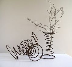 Rusty Springs Industrial Salvage Repurpose Upcycled by gazaboo, $5.00