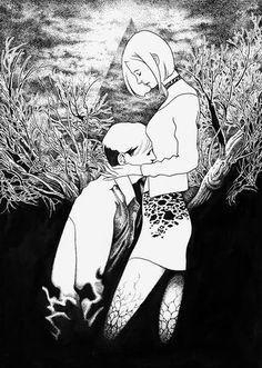 By gviruskisses 'Silent Hill/JamesxMaria'. See the album on Photobucket. Silent Hill Downpour, Silent Hill Art, Toluca Lake, Resident Evil, Kaori, Sci Fi, Nerd, Comic Books, Origins