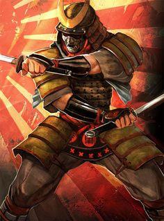 samurai art: