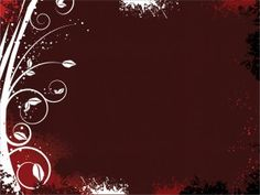 Floral On Dark And Red Powerpoint template is an elegant background design with flower effect over a claret background color that can be used for general purposes. Dark Red, Colorful Backgrounds, Neon Signs, Templates, Elegant, Flowers, Design, Art, Models