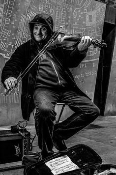 Violin crazy