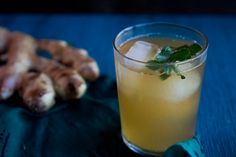 Mississippi Delta Infusion Cocktail on Indiaphile