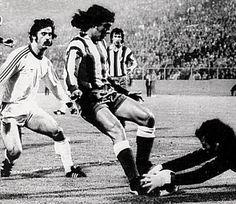 Atlético de Madrid - Bayern de Munich Final de la Copa de Europa de 1974.