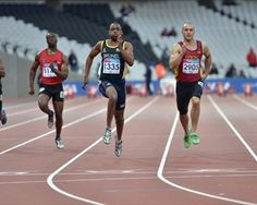 Athletics is the perfect expression of the Olympic motto 'Citius, Altius, Fortius' ('Faster, Higher, Stronger') – the competition requires athletes to run faster, throw further, jump higher and leap longer than their rivals.