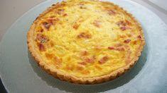 Η λαχταριστή κις λωρεν της Άρτεμις Καθηγητού Quiche, Recipies, Muffin, Bread, Breakfast, Desserts, Food, Pie, Recipes