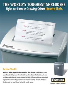 The World's Toughest Shredders - 100 Years Identity Theft, Fast Growing, The 100