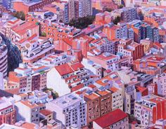 """Check out new work on my @Behance portfolio: """"Barcelona, Vall D,hebron oil painting"""" http://be.net/gallery/50578819/Barcelona-Vall-Dhebron-oil-painting"""