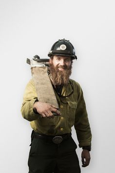 Nick Miller - Senior - Swan Valley Helitack. A photographer from Jackson took a series of photos of the wild fire crews that helped save his house and the land around Jackson Hole.  Really striking images by Taylor Glenn.