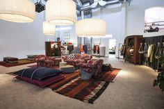 Share, fashion retail | Italy | design | visual