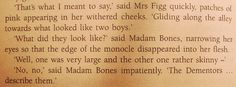 I love this line in the book and the film! #MrsFigg