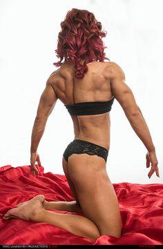 Shoulders and back <3