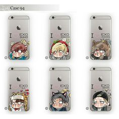 EXO Kpop Phone Cases available for all phone type! Visits http://instagram.com/lunaonlineshop or add this one http://line.me/ti/p/%40eoh1048j