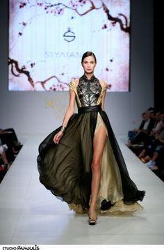 Stylianos Athens Xclusive Designers Week. 12th AXDW Greek Fashion Designers