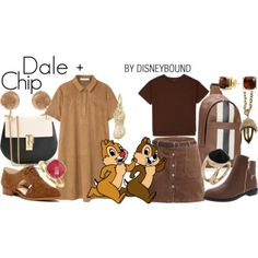 Get the look! Disneybound Inspiration for your next Disney trip!