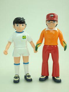 "Yōichi Takahashi × Unbox Industries's ""Captain Tsubasa"" & ""Genzo Wakaba..."