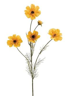 This fall start your floral designs with Afloral. Shop our full line of artificial fall flowers from mums and sunflowers to dried straw flower and thistle, Afloral has the colors and stems to enhance your home or event. Fall Flowers, Diy Flowers, Yellow Flowers, Wedding Flowers, Diy Flower Crown, Floral Crown, Flower Aesthetic, Arte Floral, Aesthetic Stickers