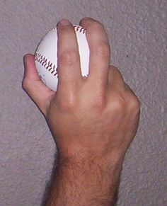 "How to Throw 4 Different Types of Fastballs: Cut Fastball or ""Cutter"""
