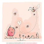 Better Together of (by Rachelle Anne Miller) Cute Images, Cute Pictures, Cute Clipart, Baby Art, Better Together, Whimsical Art, Drawing For Kids, Cute Illustration, Creative Studio