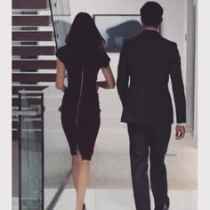 Ana and Christian #FiftyShades  - This is a Business Meeting Mr Grey https://www.pinterest.com/lilyslibrary/ lol
