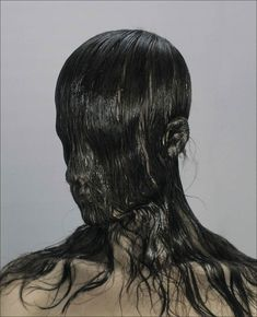 Levi van Veluw · Natural Transfer I | Self Portrait · 2009