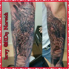 Hawk sleeve. Hd13 norwich
