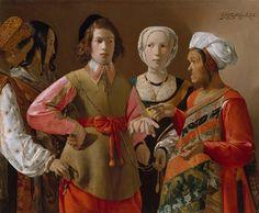 Georges de La Tour. 1593 - 1652 - Exposición - Museo Nacional …