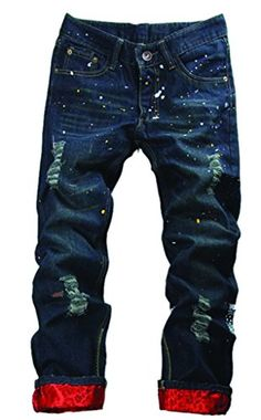 XTX Mens Spring New Street Style Hip Hop Loose Hole Spots Jeans Trousers  http://www.beststreetstyle.com/2015/03/24/xtx-mens-spring-new-street-style-hip-hop-loose-hole-spots-jeans-trousers/