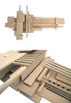 "Saatchi Art Artist Maciek Jozefowicz; Sculpture, ""Construction 31, Futuristic Musical Instrument"" #art"