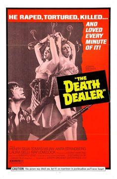 """""""The Death Dealer"""" AKA """"Milano Odia: La Polizia Non Può Sparare"""" (1974)"""