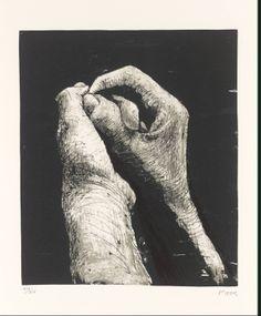Henry Moore, Hands II 1973