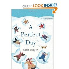 A Perfect Day: Carin Berger: 9780062015808: Amazon.com: Books