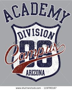 arizona college team by a1vector, via Shutterstock