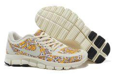 1f80007d7c8d Damen Nike Free 5.0 V4 Schuhe - gelb Nike Running Shoes Women