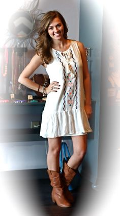 Boho Chic tunic - $27 To order:  call 317-889-1150 or email jen@jendaisy.com