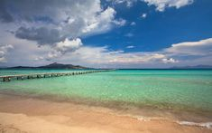 Read our guide to the best beaches in Majorca, as recommended by Telegraph Travel. Find expert advice on the best beaches and coves for families, swimming and relaxation. Best Beaches In Majorca, Mallorca Beaches, Beautiful Islands, Beautiful Beaches, Puerto Pollensa, Balearic Islands, Am Meer, Adventure Travel, Travel