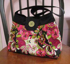 8fd73a8fca18 Handbag Retro Handmade - Fabric Purse - Boho Style Cloth Pocketbook - Fabric  Boho Bag -