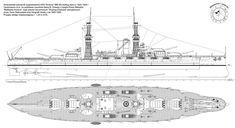 USS Arizona 1925 by Lioness-Nala
